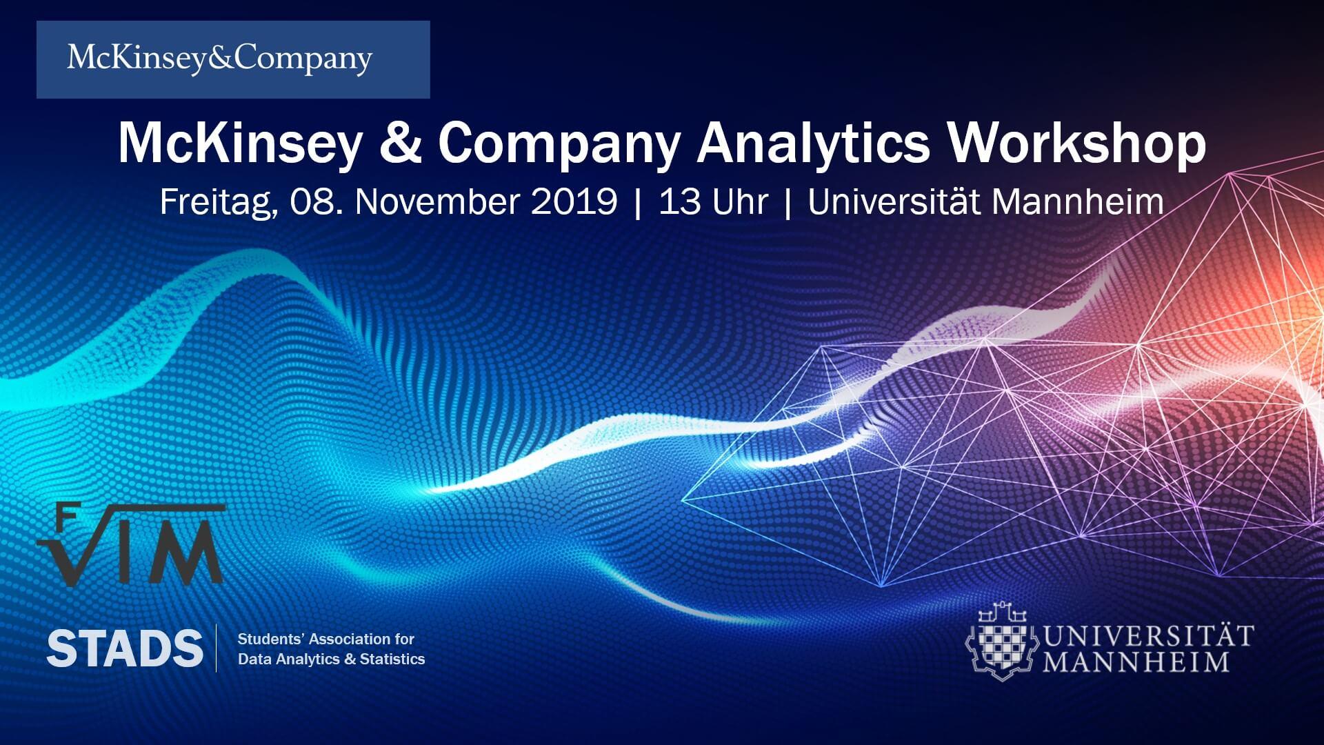 McKinsey & Company Analytics Workshop