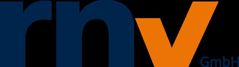Logo unseres Kooperationspartners rnv